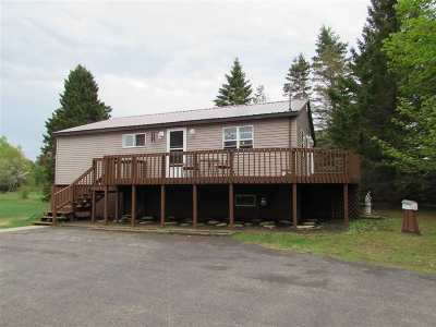 Munising Single Family Home Pending w/Contingency: N6398 Connors Rd