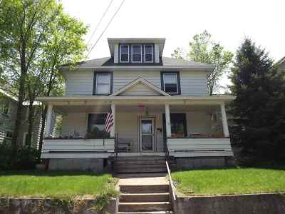 Negaunee Single Family Home Pending w/Contingency: 126 E Lincoln St