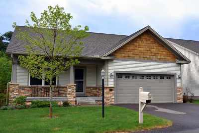 Marquette Single Family Home Pending w/Contingency: 601 Brookstone Ct