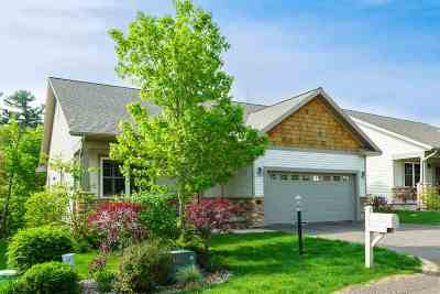 Marquette Single Family Home Pending w/Contingency: 515 Brookstone Cr