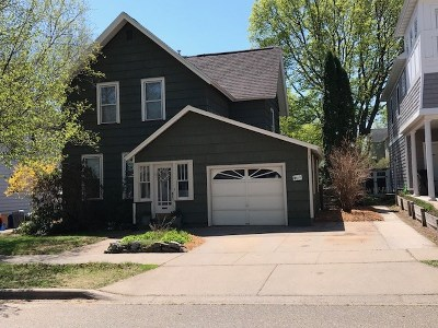 Marquette Single Family Home For Sale: 340 E Arch St