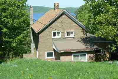 Munising Single Family Home For Sale: 1505 Bullivant St