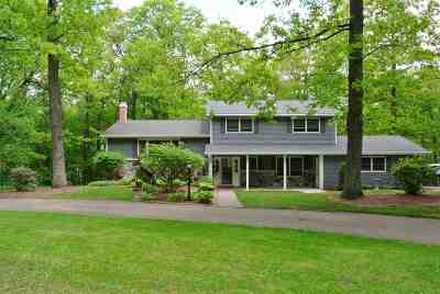 Marquette Single Family Home For Sale: 23 E Nicolet