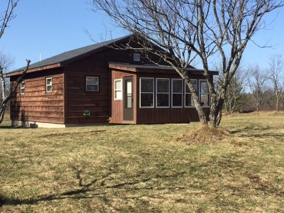 Ishpeming Single Family Home For Sale: Off Co Rd Cg