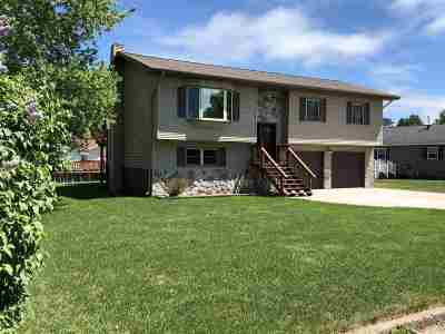 Ishpeming Single Family Home Pending w/Contingency: 115 S Daisy