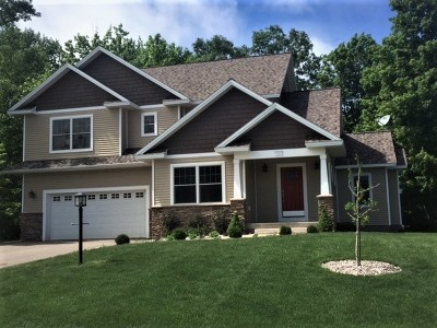 Marquette Single Family Home Pending w/Contingency: 702 Horizons Dr