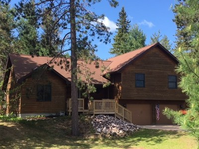 Marquette Single Family Home For Sale: 115 Ridgewood