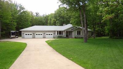 Marquette Single Family Home Pending w/Contingency: 23 White Oak Dr