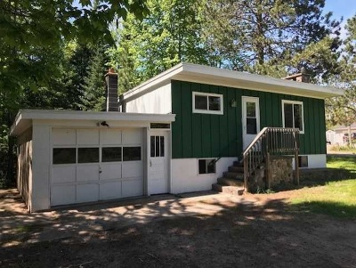 Marquette Single Family Home For Sale: 164 E Fairbanks