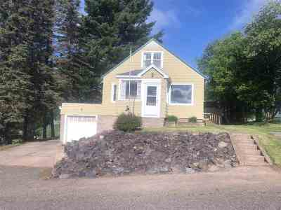 Ishpeming Single Family Home Pending w/Contingency: 280 Gold