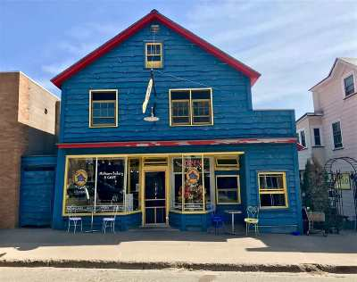 Negaunee Commercial For Sale: 317 Iron St