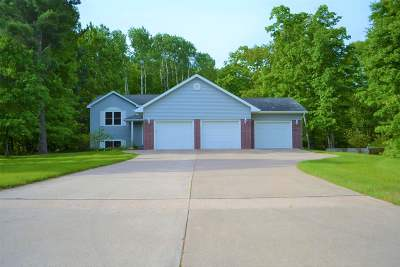 Marquette Single Family Home For Sale: 775 Bishop Woods