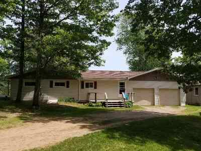Gwinn Single Family Home Pending w/Contingency: 94 N Seass Dr