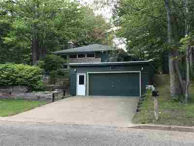 Marquette Single Family Home For Sale: 1504 Woodland Ave