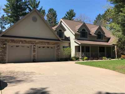 Marquette Single Family Home For Sale: 141 Pineview