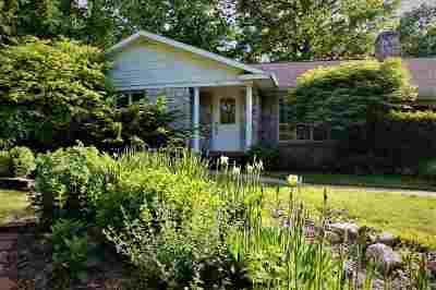 Marquette Single Family Home For Sale: 18 E Nicolet Blvd