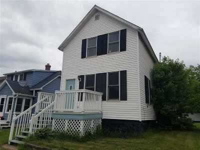 Ishpeming Single Family Home For Sale: 854 N Pine St