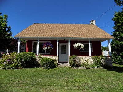 Marquette Single Family Home Pending w/Contingency: 1429 Lincoln Ave