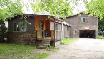 Marquette Single Family Home For Sale: 934 Sherman St