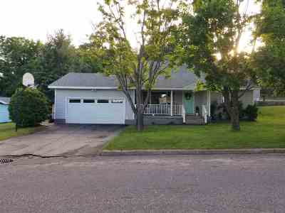 Marquette Single Family Home Pending w/Contingency: 1198 Albion St