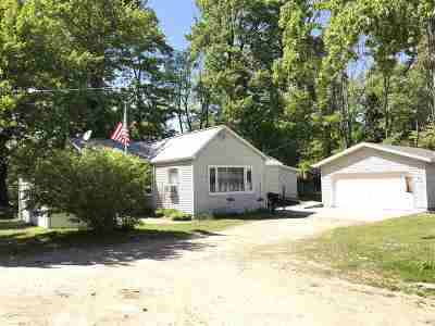 Marquette Single Family Home For Sale: 6481 S Us41