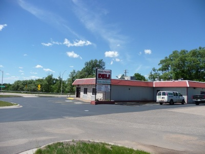 Ishpeming Commercial For Sale: 601 Us 41/Palms Ave