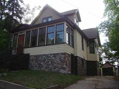 Ishpeming Single Family Home For Sale: 749 N First St