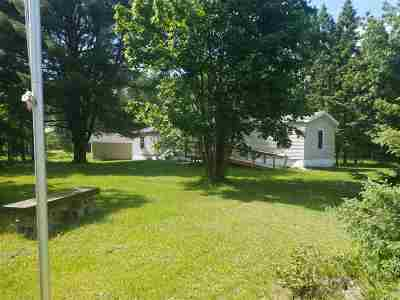 Gwinn Single Family Home For Sale: 275 N Central St