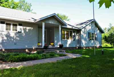 Marquette Single Family Home For Sale: 570 S Vandenboom