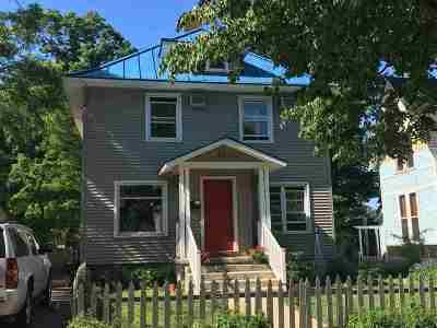 Marquette Single Family Home New: 221 E Michigan St