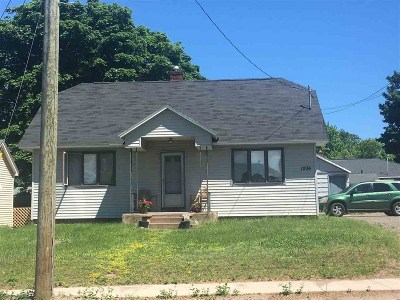 Marquette Single Family Home Pending w/Contingency: 1204 Lincoln Ave