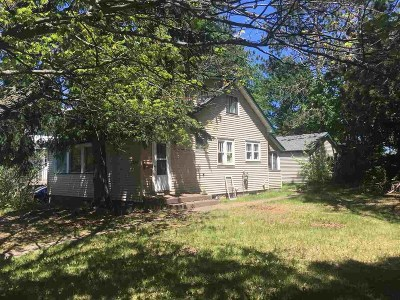 Marquette Single Family Home Pending w/Contingency: 1218 Lincoln Ave