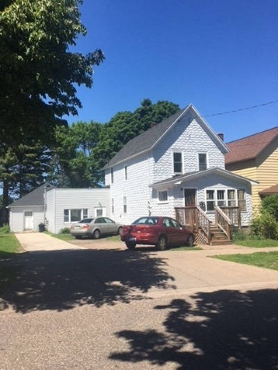 Marquette Multi Family Home Pending w/Contingency: 339/341 E Michigan St
