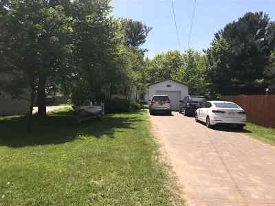 Marquette Single Family Home Pending w/Contingency: 402 E Park