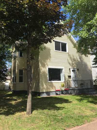Ishpeming Single Family Home For Sale: 633 N 5th St