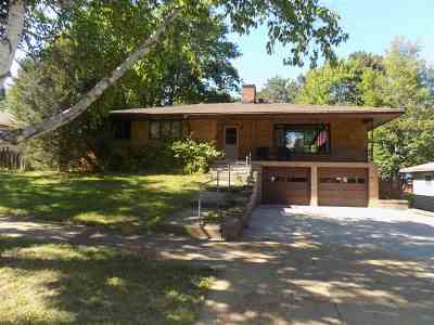 Marquette Single Family Home For Sale: 818 W Kaye Ave