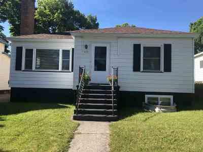 Marquette Single Family Home For Sale: 345 W Park St #Lot #217