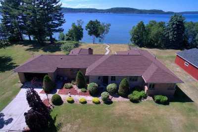 Munising Single Family Home For Sale: 1420 Washington St
