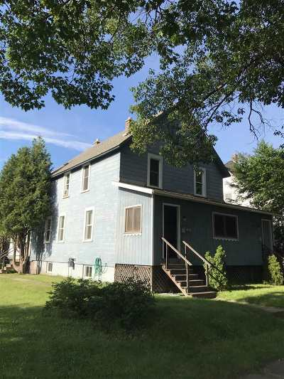 Negaunee Multi Family Home For Sale: 601 Prince St