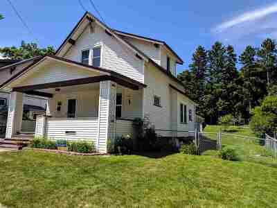Marquette Single Family Home Price Change: 408 W Ohio St