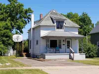 Marquette Single Family Home Pending w/Contingency: 318 Waldo St