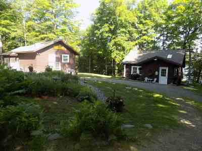 Michigamme Single Family Home For Sale: 462 Red Rd
