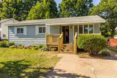 Marquette Single Family Home Pending w/Contingency: 1214 Cleveland Ave