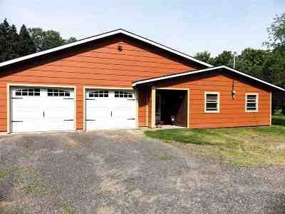 Marquette Single Family Home For Sale: 596 N Co Rd 545