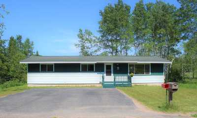 Negaunee Single Family Home Pending w/Contingency: 178 Valley