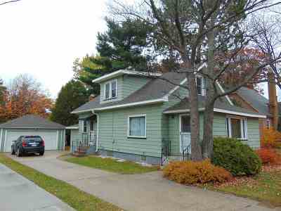 Marquette Single Family Home For Sale: 115 E College Ave
