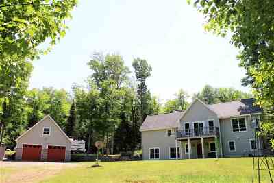 Ishpeming Single Family Home Pending w/Contingency: 3765 Co Rd Cl