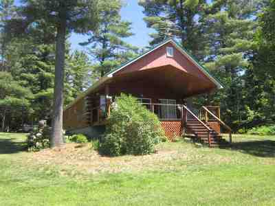 Munising Single Family Home For Sale: N2776 Sleeping Bear Dr