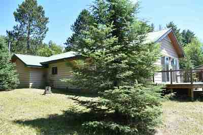 Negaunee Single Family Home Pending w/Contingency: 3337/3339 M35 #3337 & 3