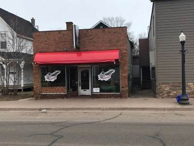Marquette Commercial For Sale: 412-416 N Third St